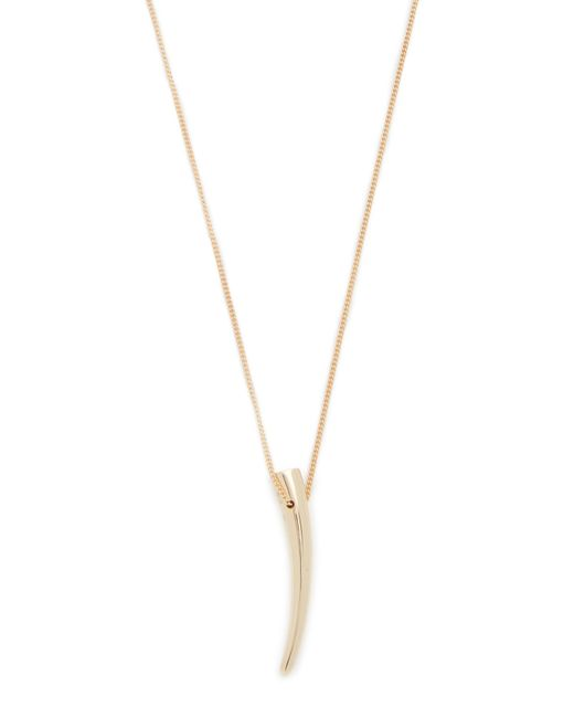 Gabriela Artigas | Yellow Signature Tusk Necklace | Lyst