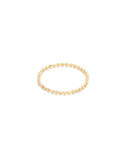 Gabriela Artigas | Yellow Soft Ball Chain Ring | Lyst