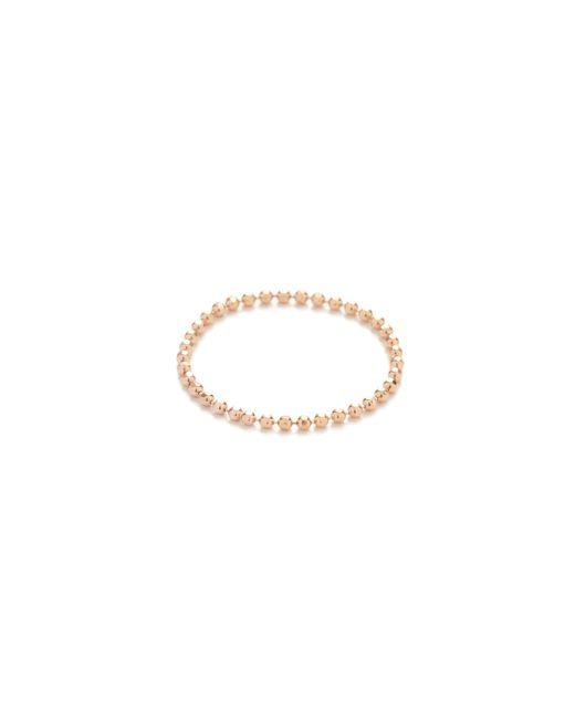 Gabriela Artigas | Pink Soft Ball Chain Ring | Lyst