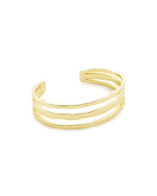 Gorjana | Metallic Dylan Cuff Bracelet | Lyst