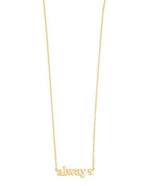 Jennifer Meyer   Metallic Always Necklace   Lyst