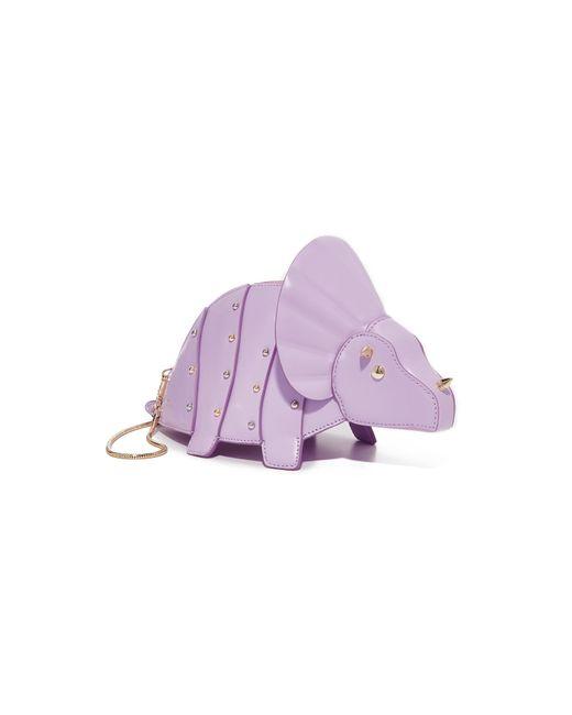 kate spade new york | Purple Triceratops Cross Body Bag | Lyst