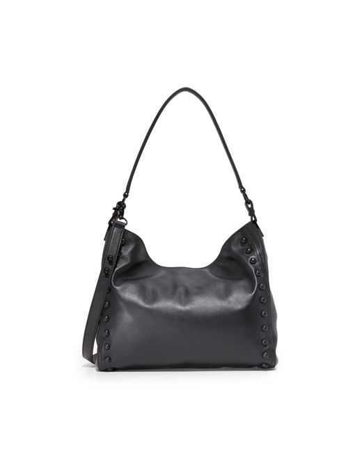 Loeffler randall Mini Hobo Bag in Black