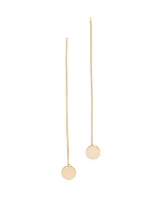 ONE SIX FIVE Jewelry   Metallic The Charlotte Earrings   Lyst
