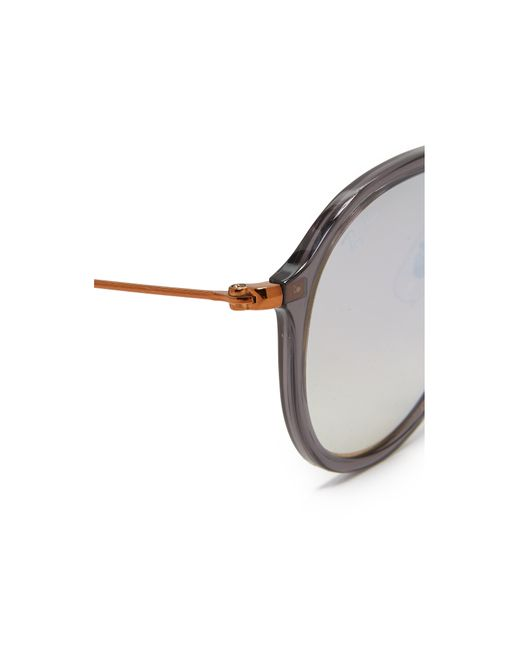 52520657a7f Ray Ban Aviators Mirrored Lilac Color Hair « Heritage Malta
