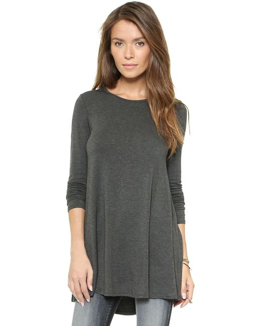 Riller & Fount | Gray Adelaide A Line Tunic | Lyst