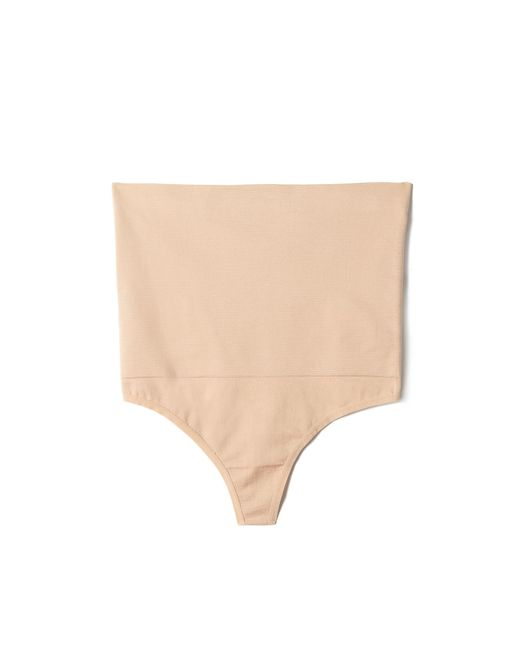 Rosie Pope | Natural Slim & Control Waist Control Thong | Lyst