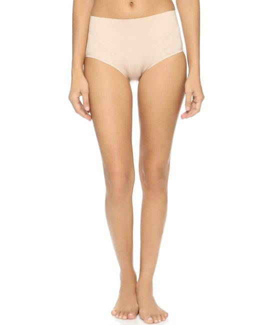 Spanx | Natural Retro Briefs | Lyst