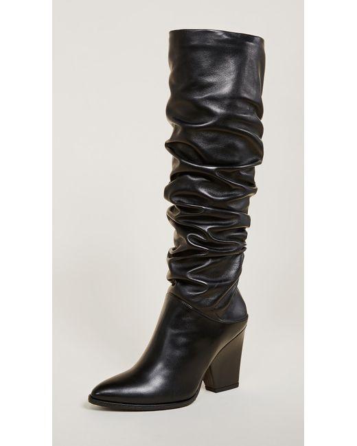 Stuart Weitzman - Black Smashing Knee High Boots - Lyst