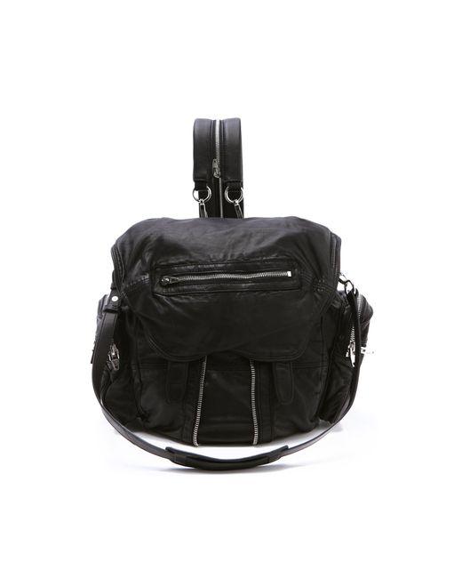 Alexander Wang | Black Marti Backpack | Lyst