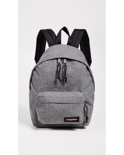 2536b8e311 Eastpak Back To Work Backpack in Gray - Save 69% - Lyst