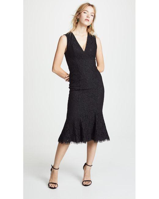 Fame & Partners - Black The Bianca Dress - Lyst