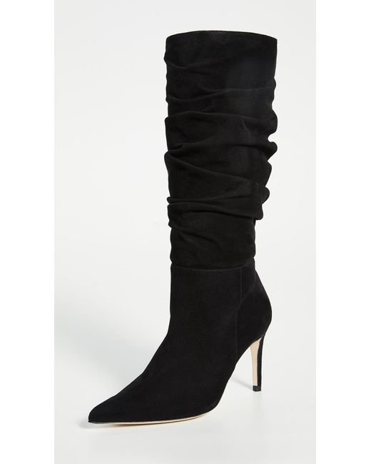 REGIA Snakeskin Lace Up High Heel Ankle Boots