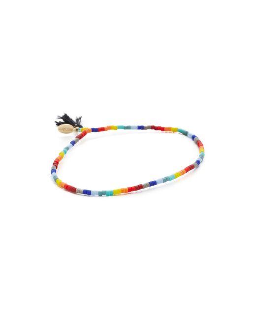 Shashi | Multicolor Lily Strech Bracelet | Lyst