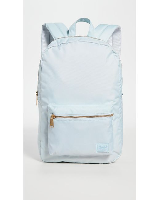 Herschel Supply Co. Blue Settlement Mid-volume Light Backpack