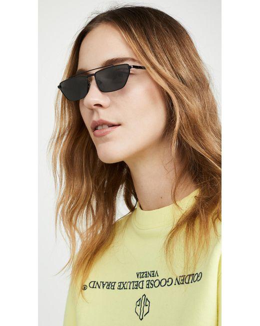 a4a45b283c Le Specs Electricool Sunglasses in Black - Lyst