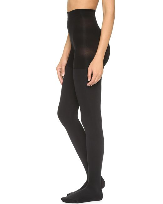 Spanx | Luxe Leg Blackout Tights | Lyst