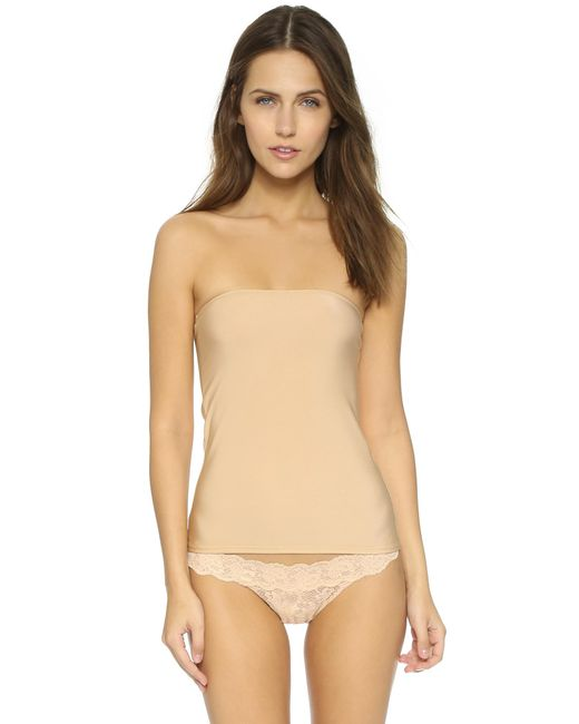Only Hearts - Natural Second Skins Slip - Lyst