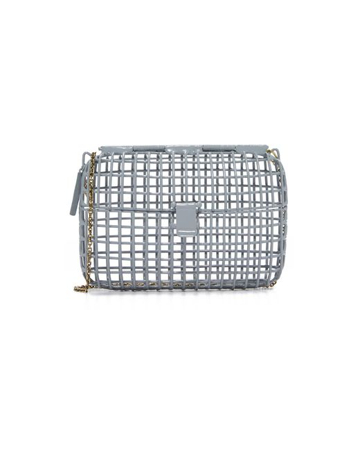 Anndra Neen | Gray Color Cage Bag | Lyst