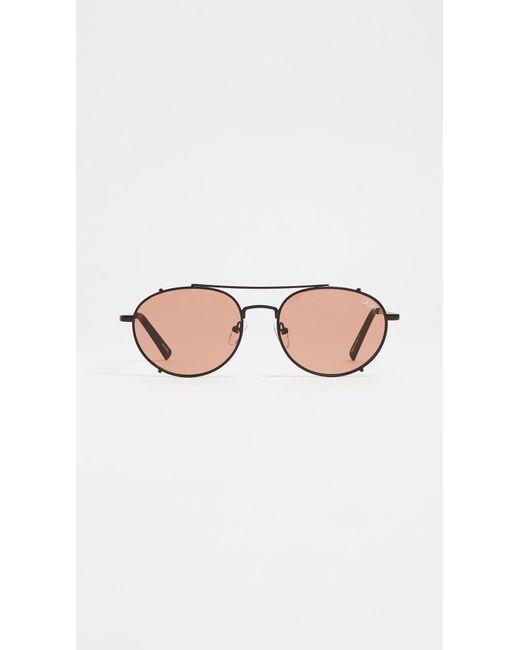 Quay - Multicolor Little J Sunglasses - Lyst