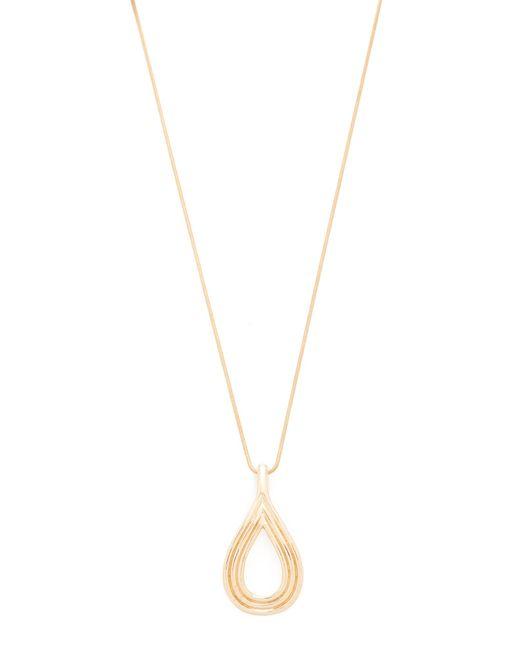 Pamela Love | Metallic Arco Pendant Necklace | Lyst