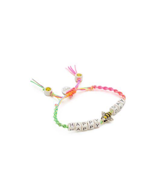 Venessa Arizaga | Multicolor Happy Bee Day Bracelet | Lyst