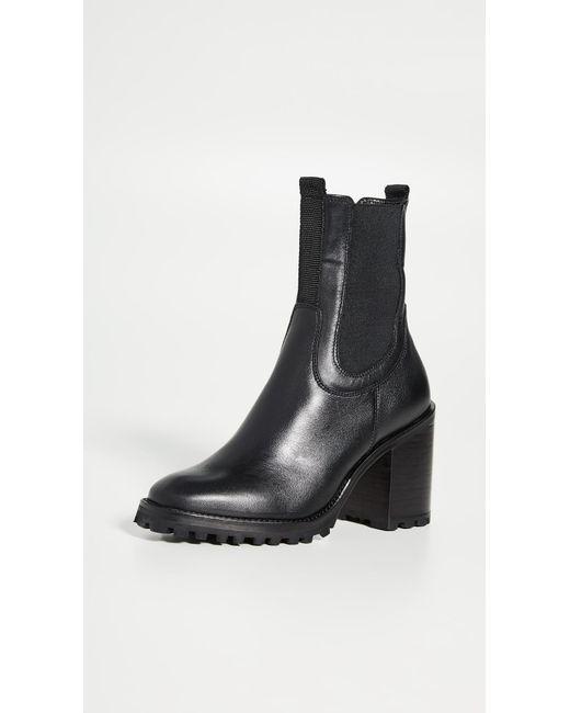 Rachel Comey Black Stunt Boots