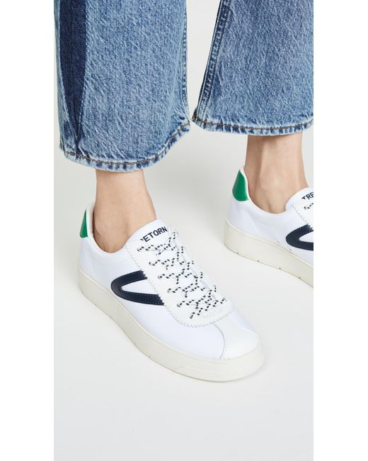 Tretorn Hayden Sneakers in Vintage