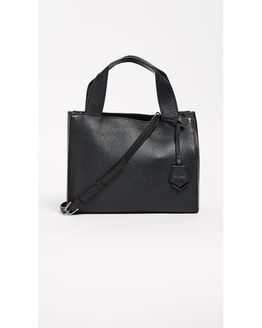 Botkier | Black Fulton Small Tote | Lyst