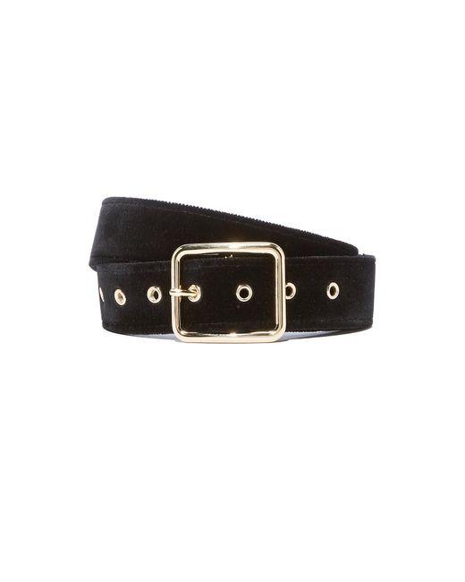 B-Low The Belt | Black Ramona Velvet Belt | Lyst