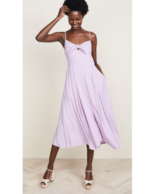 Yumi Kim - Purple Pretty Woman Dress - Lyst