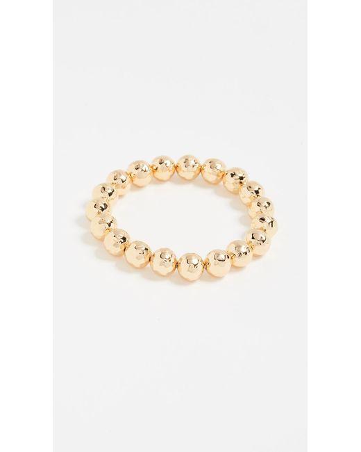 Gorjana - Metallic Taner Beaded Statement Bracelet - Lyst