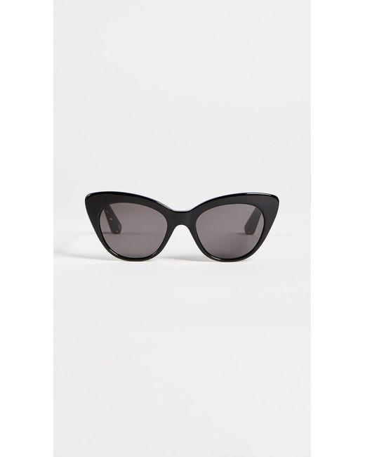 Elizabeth and James - Black Vale Sunglasses - Lyst