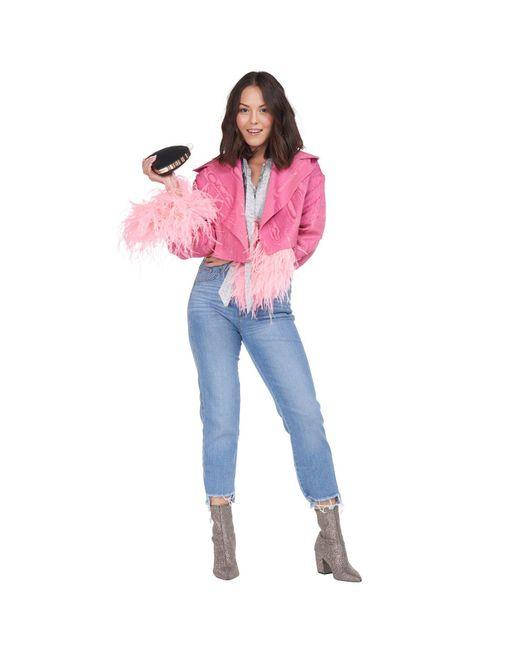 673f4e4b881 ... Rachel Comey - Pink Spiff Jacket - Lyst ...