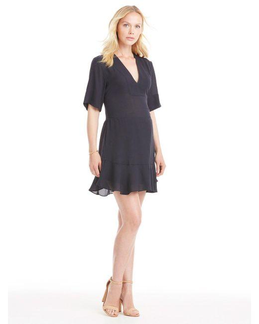 A.L.C. - Blue Delaney Dress - Lyst