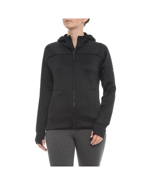 Saucony - Black Life On The Run Hoodie (for Women) - Lyst