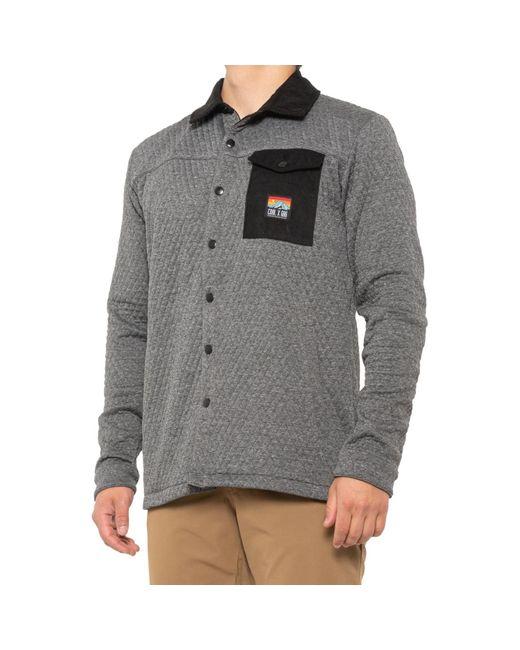 686 Black Coal Insulator Jacket for men
