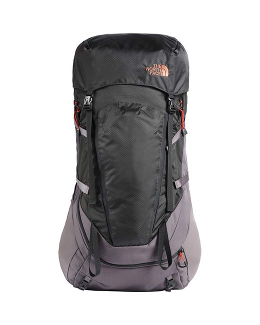 The North Face Gray Terra 65 L Backpack
