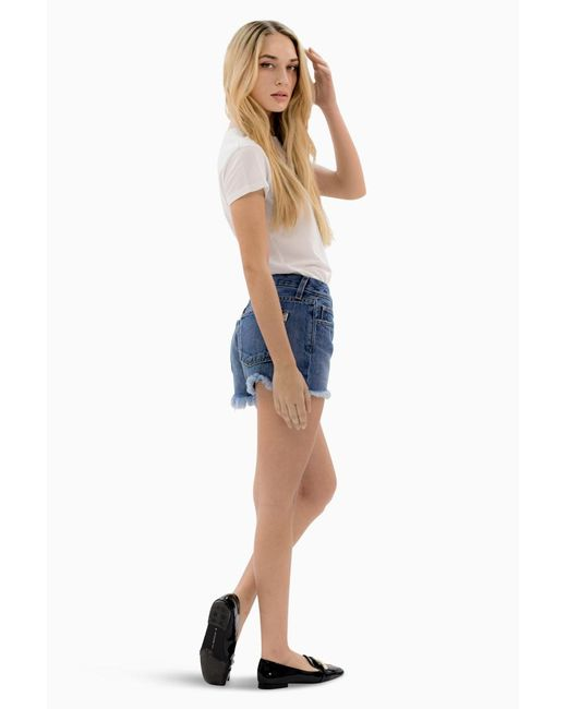 Siwy - Blue Zahara In Different You Short - Lyst