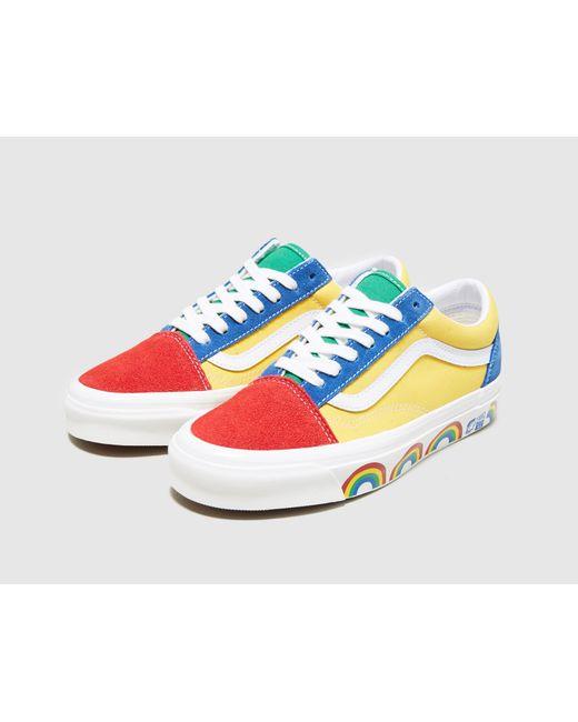 Anaheim Old Skool 36 DX Femme Vans en coloris Bleu - Lyst