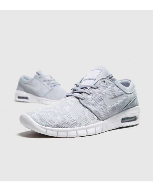 2021ab38934d Nike - White Stefan Janoski Max for Men - Lyst ...