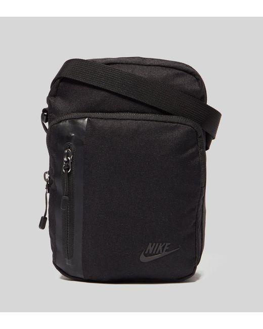 Nike Black Core Small Crossbody Bag For Men Lyst
