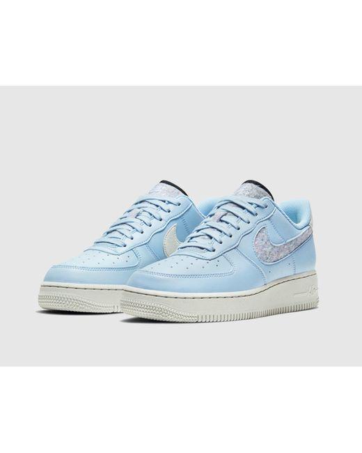Air Force 1 07 Femme Nike pour homme en coloris Bleu - Lyst