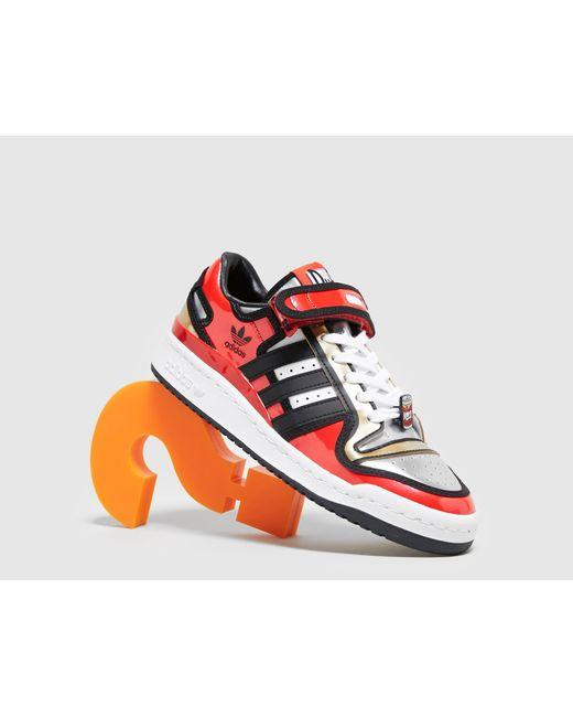Forum 84 Low Femme adidas Originals pour homme en coloris Rouge - Lyst