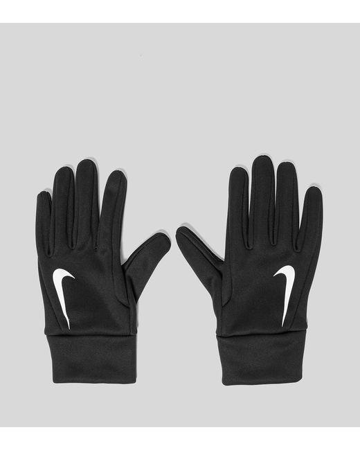 Gants Hyperwarm Field Player Nike pour homme en coloris Black
