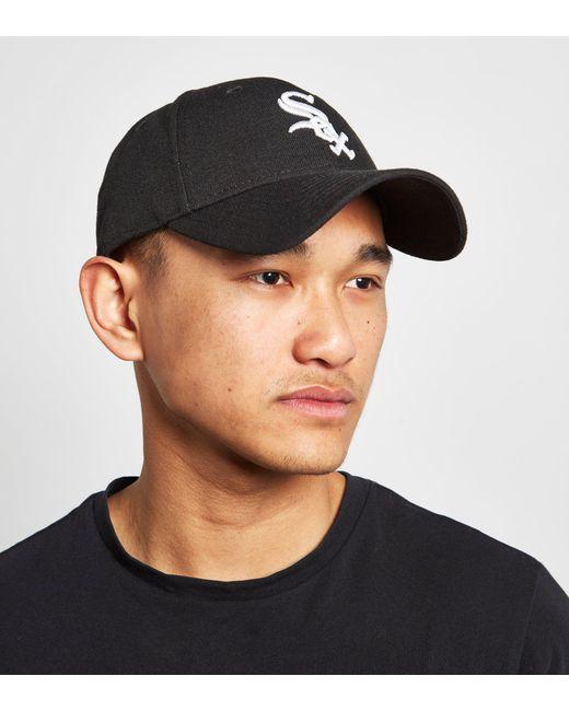 KTZ | Black 9forty Mlb Red Sox Cap for Men | Lyst