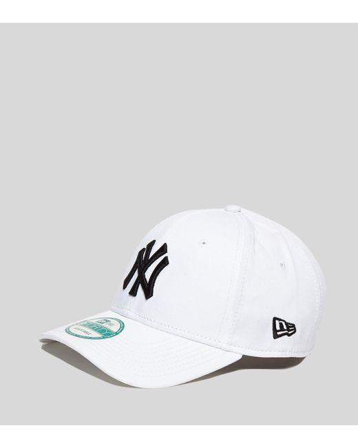 KTZ - White Mlb New York Yankees 9forty Cap for Men - Lyst
