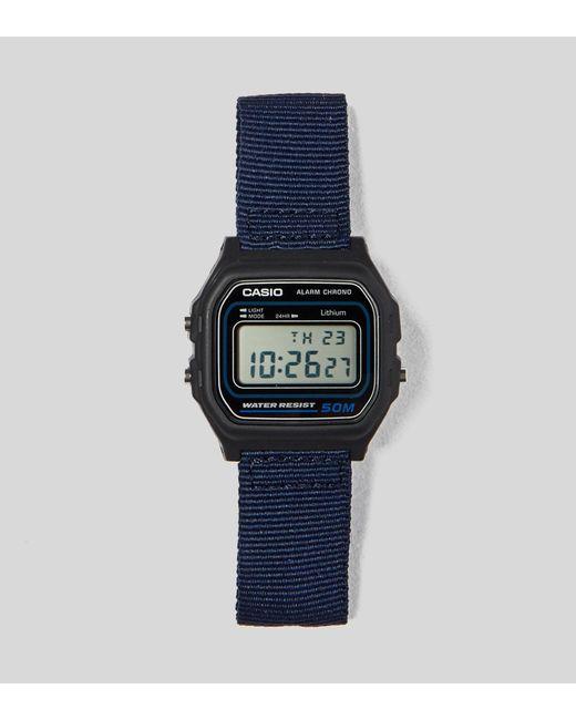 G-Shock | Blue Digital Cloth Strap Watch for Men | Lyst