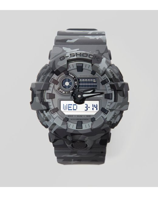 G-Shock - Gray Ga-700cm-2aer for Men - Lyst