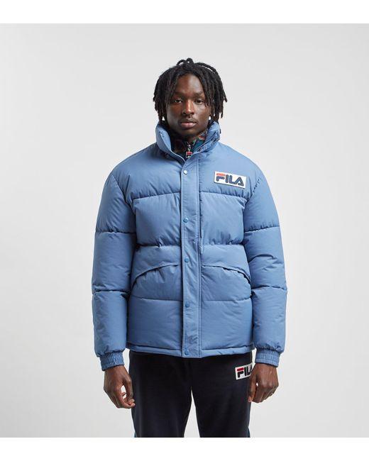 95004328f Men's Blue Nanga Jacket - Size? Exclusive